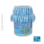 lollipop candy cane blue