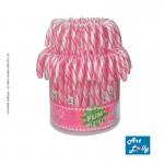 lollipop candy cane pink