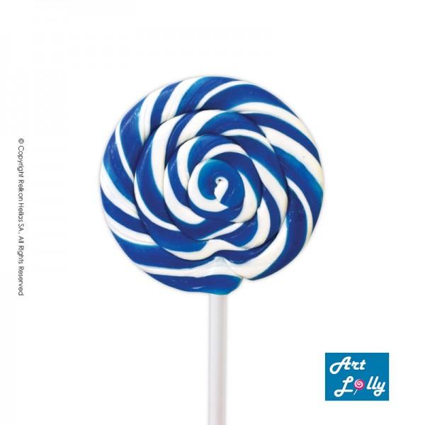 lolipop blue 36 pieces