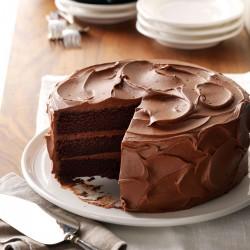 HAPPY CHOCO CAKE