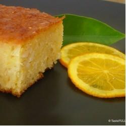 ΠΟΡΤΟΚΑΛΟΠΙΤΑ ME HAPPY CAKE