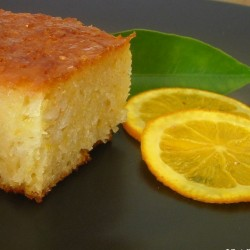 QUEEN CAKE ORANGE CAKE