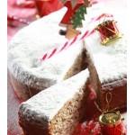 gourmet new year's cake 800 gr + round bakeware 28cm