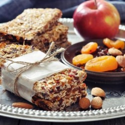 BARS WITH OAT  COOKIES