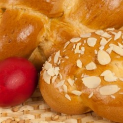 GREEK SWEET BREAD