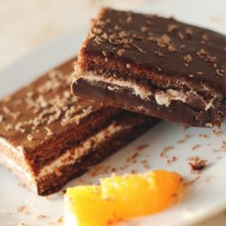 CHOCO SPONGE CAKE